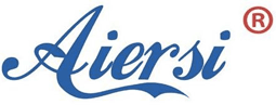 aiersi guitar logo button