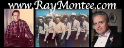 ray montee logo button